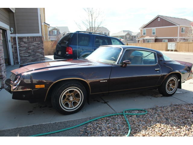 1980 Camaro Berlinetta Used Camaros For Sale