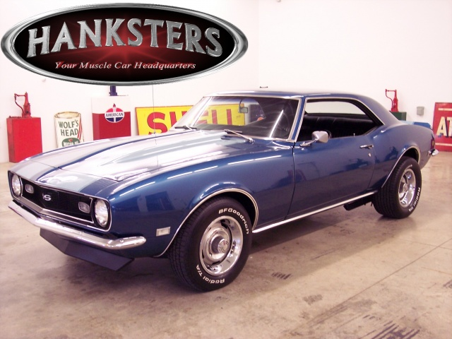 1968 chevrolet camaro ss style used camaros for sale. Black Bedroom Furniture Sets. Home Design Ideas