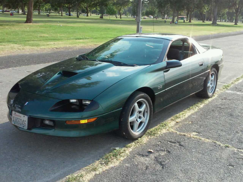 Rare 1996 Camaro Ss Slp Low Miles 2nd Owner Used Camaros