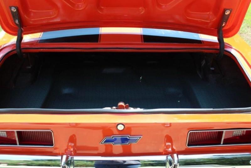 1969 Chevrolet Camaro Used Camaros For Sale