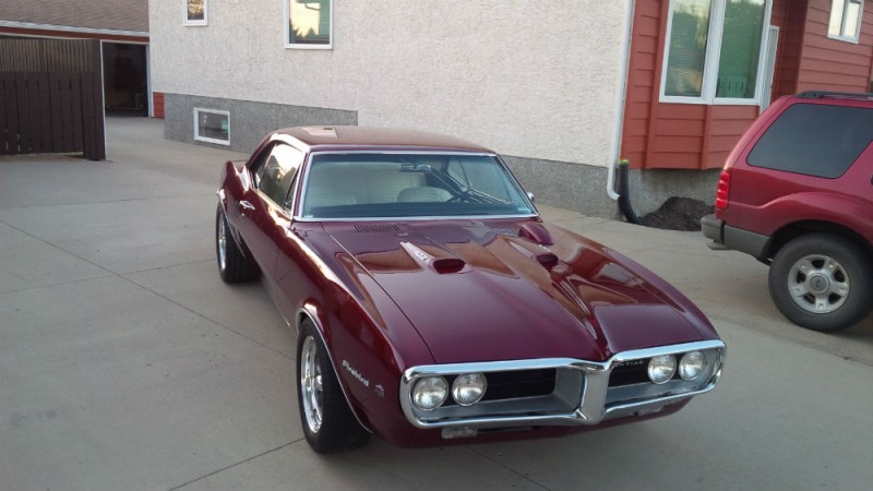 1967 Firebird Used Camaros For Sale