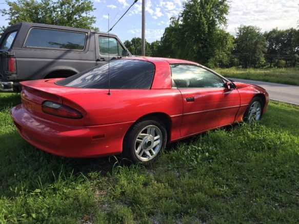 1995 Chevy Camaro Used Camaros For Sale