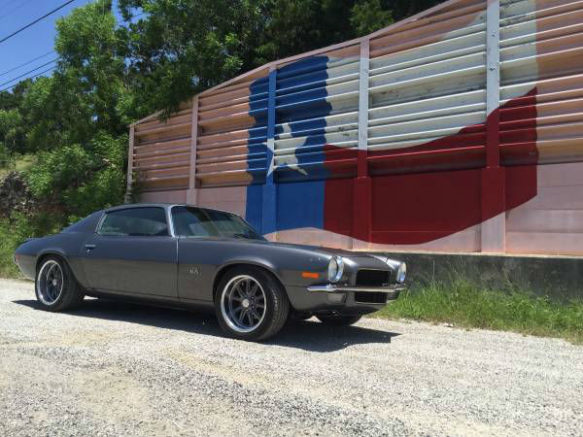 1970 Restored Camaro Used Camaros For Sale