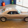 1968 Silver Camaro - Image 2