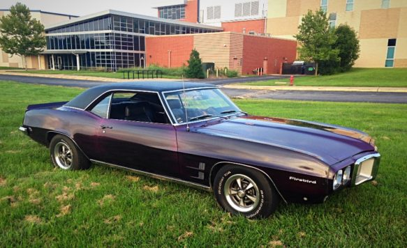 1969 Firebird Original Motor Used Camaros For Sale