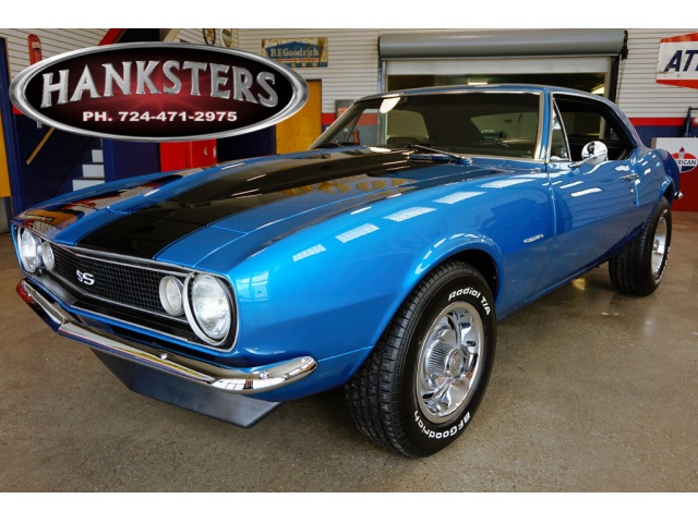 1967 Chevrolet Camaro SS style – Used Camaros For Sale