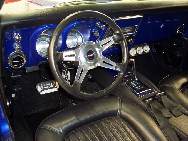 1968 Chevrolet Camaro RS restomod – Used Camaros For Sale