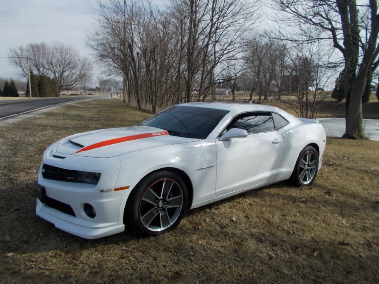 2010 Zl Camaro Ss Slp Collectors Edition Limited