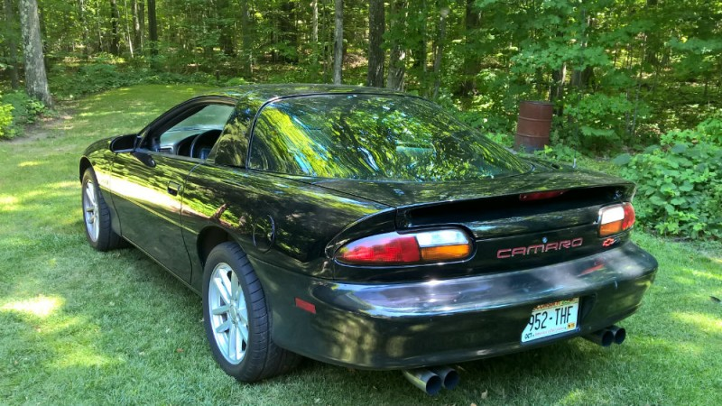 1997 Quot 1le Quot Z28 Camero Lt1 Engine Used Camaros For Sale