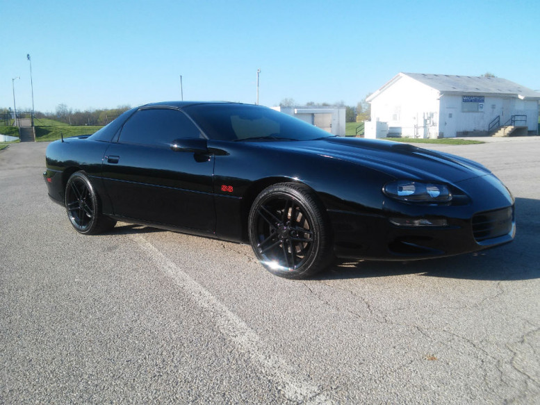 2001 Camaro Ss Used Camaros For Sale