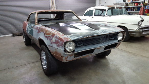 1968 Camaro Coup Used Camaros For Sale