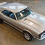 1968 Silver Camaro - Image 3