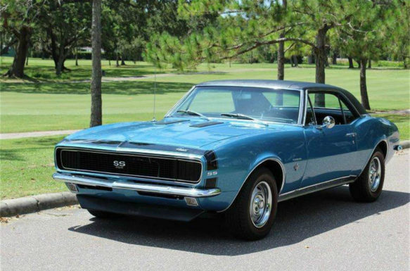 1967 Camaro Rs Ss 4 Speed S Match Used Camaros For Sale