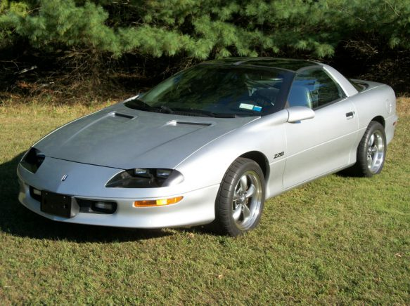 1997 Chevy Z28 Camaro With A 383 Lt1 Golen Engine 4 10 Posi Rear Gray Leather Over 20k Invested Clean Fast Used Camaros For Sale