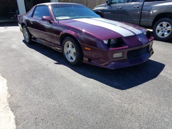 92 Camaro 25th Anniversary Used Camaros For Sale