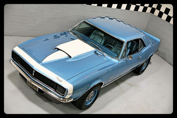 1967 Camaro Rally Sport Edition – Used Camaros For Sale